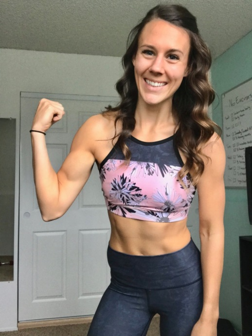eliseleefit toneitup weight loss lose weight