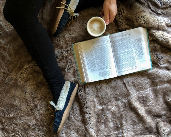 bible study coffee devotional morning quiet time unemployment